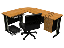 OFFICE DESK OF-7