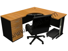 OFFICE DESK OF-9